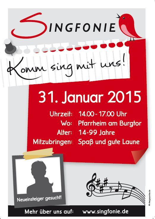Singfonie -komm sing mit uns